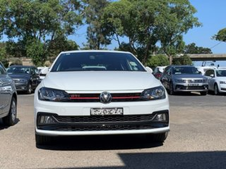 2020 Volkswagen Polo AW MY21 GTI DSG White 6 Speed Sports Automatic Dual Clutch Hatchback