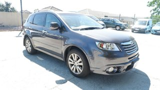 2010 Subaru Tribeca MY11 3.6R Premium (7 Seat) Grey 5 Speed Auto Elec Sportshift Wagon.