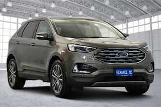 2019 Ford Endura CA 2019MY Titanium Grey 8 Speed Sports Automatic Wagon.