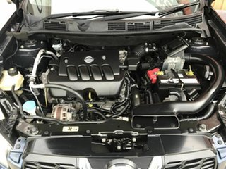 2012 Nissan Dualis J10W Series 3 MY12 Ti-L Hatch X-tronic 2WD Blue 6 Speed Constant Variable