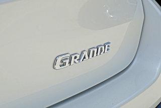 2016 Toyota Kluger GSU50R Grande 2WD White 8 Speed Sports Automatic Wagon