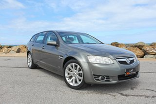 2011 Holden Commodore VE II MY12 Equipe Sportwagon Grey 6 Speed Sports Automatic Wagon.