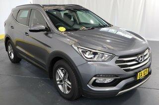 2016 Hyundai Santa Fe DM3 MY17 Active Grey 6 Speed Sports Automatic Wagon.