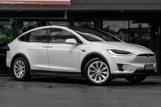 2017 Tesla Model X 100D AWD White 1 Speed Reduction Gear Wagon.