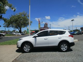 2015 Toyota RAV4 ASA44R MY14 GX AWD White 6 Speed Sports Automatic Wagon