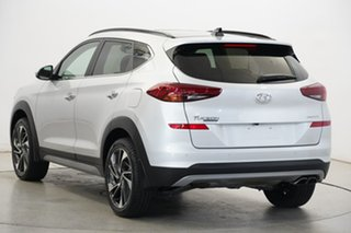 2020 Hyundai Tucson TL3 MY20 Highlander D-CT AWD Platinum Silver 7 Speed