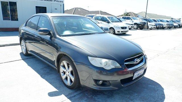 Used Subaru Liberty B4 MY07 Premium Pack AWD St James, 2007 Subaru Liberty B4 MY07 Premium Pack AWD Grey 4 Speed Sports Automatic Sedan
