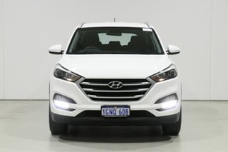 2018 Hyundai Tucson TL2 MY18 Active (FWD) White 6 Speed Automatic Wagon.