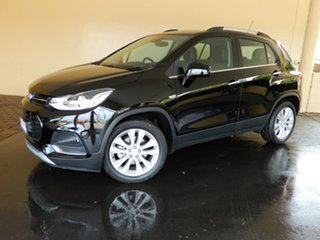 2017 Holden Trax TJ MY17 LT Black 6 Speed Automatic Wagon