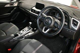 2016 Mazda 3 BN MY17 Maxx Red 6 Speed Automatic Sedan