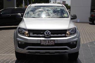 2020 Volkswagen Amarok 2H MY20 TDI550 4MOTION Perm Core Reflex Silver 8 Speed Automatic Utility.