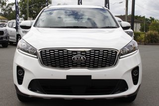 2018 Kia Sorento UM MY18 Si AWD Clear White 8 Speed Sports Automatic Wagon