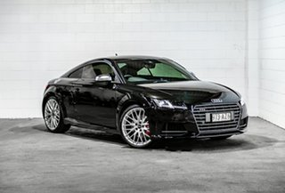 2016 Audi TTS FV MY17 S Tronic Quattro Black 6 Speed Sports Automatic Dual Clutch Coupe.