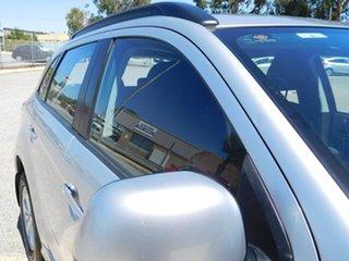 2011 Mitsubishi ASX XA MY12 2WD Silver 6 Speed Constant Variable Wagon