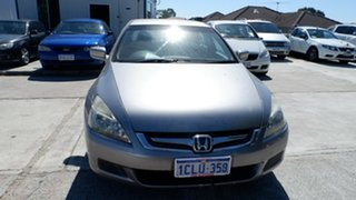 2007 Honda Accord 7th Gen MY07 VTi Silver 5 Speed Automatic Sedan.