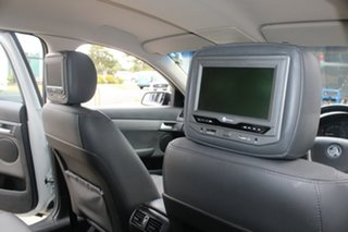 2010 Holden Commodore VE II International White 6 Speed Automatic Sportswagon