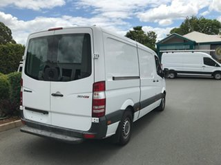 2013 Mercedes-Benz Sprinter NCV3 MY13 313CDI Low Roof MWB 7G-Tronic White 7 speed Automatic Van