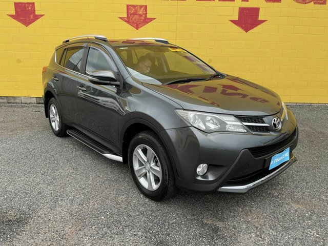 Used Toyota RAV4 ALA49R GXL AWD Winnellie, 2013 Toyota RAV4 ALA49R GXL AWD Grey 6 Speed Sports Automatic Wagon