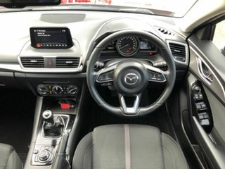 2017 Mazda 3 BN5476 Maxx SKYACTIV-MT Red 6 Speed Manual Hatchback