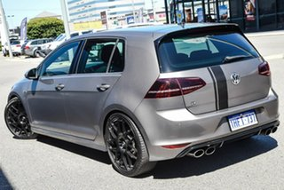 2014 Volkswagen Golf VII MY14 R 4MOTION Grey 6 Speed Manual Hatchback.