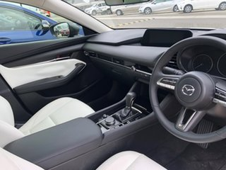 2019 Mazda 3 BP2S7A G20 SKYACTIV-Drive Evolve Grey 6 Speed Sports Automatic Sedan