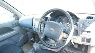2011 Ford Ranger PK XL Hi-Rider White 5 Speed Manual Cab Chassis