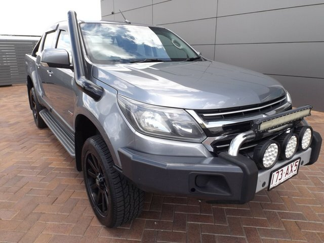 Used Holden Colorado RG MY16 LS Crew Cab Toowoomba, 2016 Holden Colorado RG MY16 LS Crew Cab 6 Speed Manual Cab Chassis