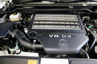 2017 Toyota Landcruiser VDJ200R GXL Glacier White 6 Speed Sports Automatic Wagon
