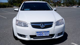 2012 Holden Berlina VE II MY12 Sportwagon White 6 Speed Sports Automatic Wagon.