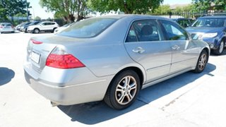 2007 Honda Accord 7th Gen MY07 VTi Silver 5 Speed Automatic Sedan
