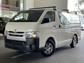 Kdh201r Van Lwb 4dr Auto 4sp 955kg 3.0dt.