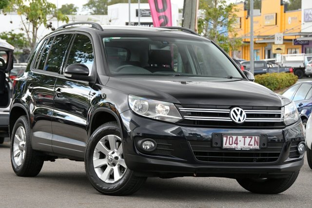 Used Volkswagen Tiguan 5N MY14 132TSI DSG 4MOTION Pacific Windsor, 2014 Volkswagen Tiguan 5N MY14 132TSI DSG 4MOTION Pacific Black 7 Speed Sports Automatic Dual Clutch