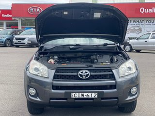 2012 Toyota RAV4 Cruiser Grey Automatic Wagon