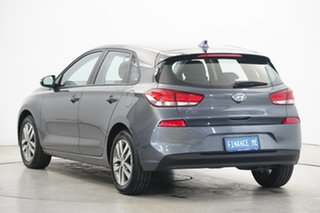 2019 Hyundai i30 PD.3 MY20 Go Iron Grey 6 Speed Sports Automatic Hatchback