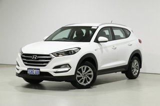 2018 Hyundai Tucson TL2 MY18 Active (FWD) White 6 Speed Automatic Wagon