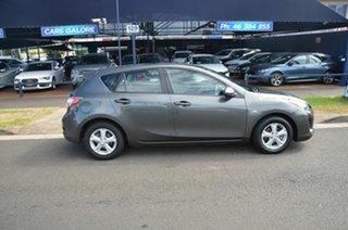 2012 Mazda 3 BL 11 Upgrade Maxx Sport Grey 6 Speed Manual Sedan.