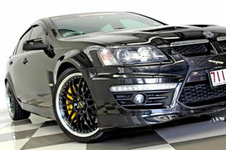 2011 Holden Special Vehicles GTS E3 MY12 Black 6 Speed Manual Sedan.