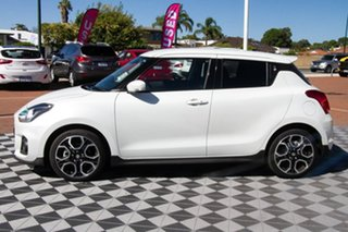 2020 Suzuki Swift AZ Series II Sport Pure White 6 Speed Sports Automatic Hatchback