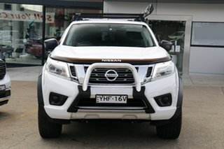 2017 Nissan Navara D23 S2 SL White 7 Speed Sports Automatic Utility
