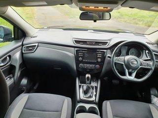 2017 Nissan Qashqai J11 Series 2 ST Purple Constant Variable Wagon