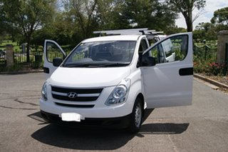 2012 Hyundai iLOAD TQ MY13 White 6 Speed Manual Van
