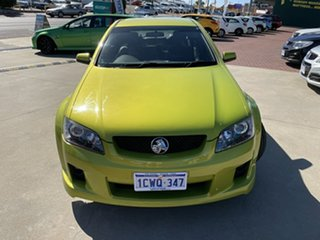 2008 Holden Commodore VE MY09.5 SS-V Yellow 6 Speed Automatic Sedan.