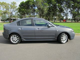2009 Mazda 3 BK MY08 Neo Sport Silver 5 Speed Manual Sedan