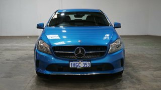 2016 Mercedes-Benz A-Class W176 807MY A180 D-CT South Sea Blue 7 Speed Sports Automatic Dual Clutch