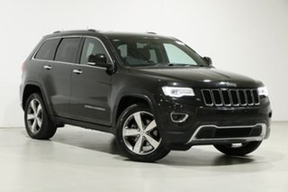 2013 Jeep Grand Cherokee WK MY14 Limited (4x4) Black 8 Speed Automatic Wagon