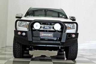 2017 Ford Everest UA MY18 Titanium (4WD) White 6 Speed Automatic SUV.