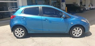 2013 Mazda 2 DE10Y2 MY13 Maxx Blue 4 Speed Automatic Hatchback.