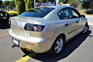2008 Mazda 3 BK10F2 Maxx Gold 4 Speed Sports Automatic Sedan.