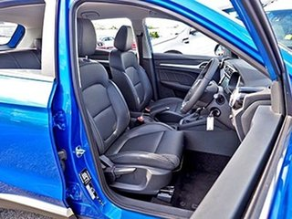2020 MG ZS AZS1 MY21 Excite 2WD Blue 4 Speed Automatic Wagon