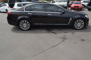 2013 Holden Calais VF MY14 V Black 6 Speed Sports Automatic Sedan.